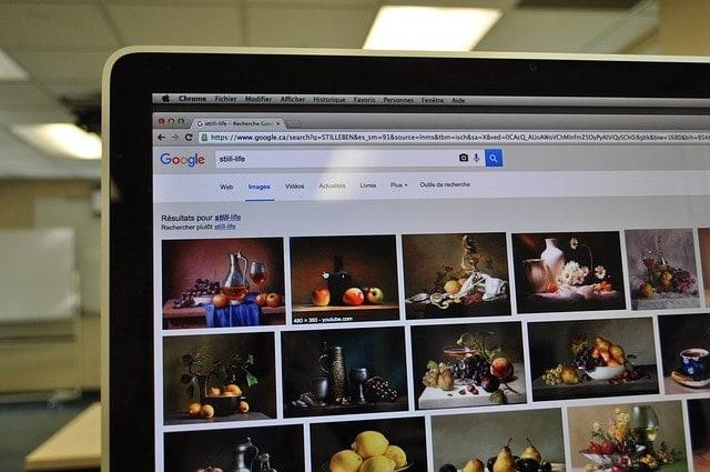 Bildsuche mit Google