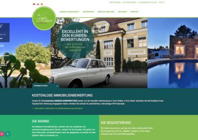 Projekt: Maklerei Nürnberg
