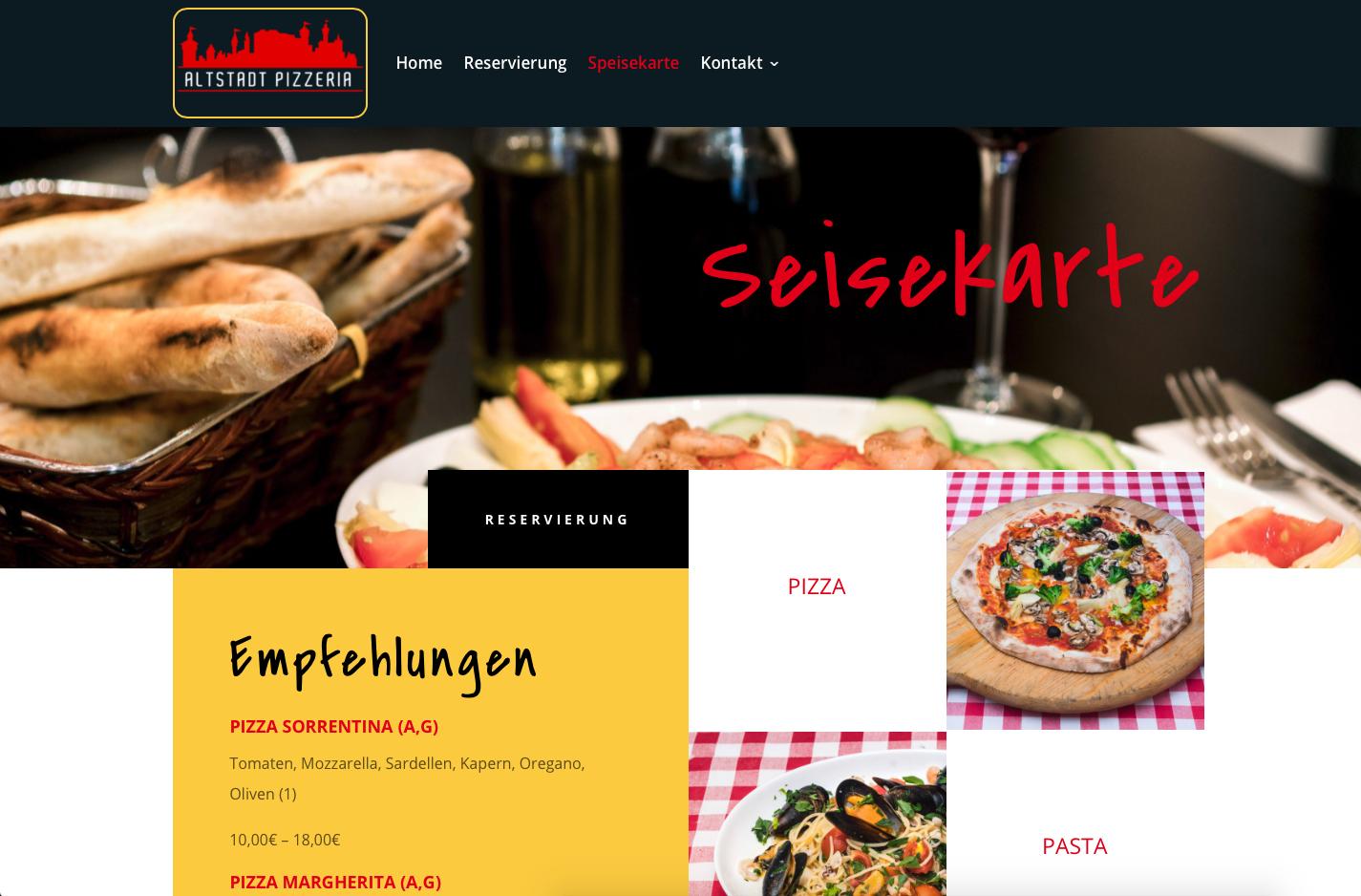 Kupfer Immobilien Homepage